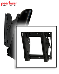 SmartMount Universal Tilt Wall Mount for 13-37 in. LCDs