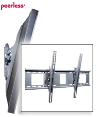 SmartMount Universal Tilt Wall Mount for 32-56 in. Flat Screens