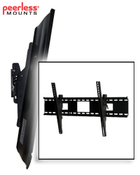 SmartMount Universal Tilt Wall Mount for 42-71 in. LCDs