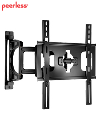 Ultra-Slim Articulating Wall Arm for 32-46 in. Slim Screens