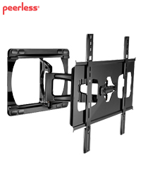 Ultra-Slim Articulating Wall Arm for 37-55 in. Slim Screens