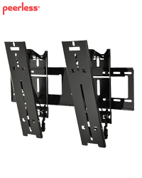 Ultra-Slim Tilt Wall Mount for 32-46 in. Ultra-thin Screens