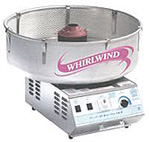 Deluxe Whirlwind Floss Machine Electronic Controls