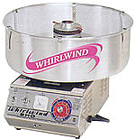 Deluxe Whirlwind Super High Output Floss Machine