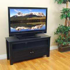 Cortez Wood TV Console - 44 Inch