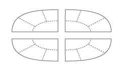 Concorde Sectional Configuration 2