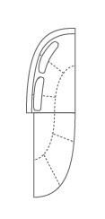 Concorde Sectional Configuration 4