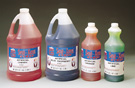 Deluxe Sno-Kone RTU Syrup - 4 Gallons