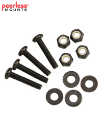 Speaker Mount Fastener Kit