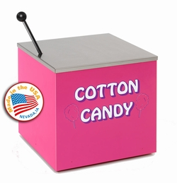 Paragon Pink Cotton Candy Stand