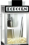 Art Deco Popcorn Machine