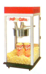Red Top 12 Popcorn Popper