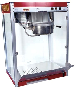 Theater Popcorn Machine with 16oz Kettle
