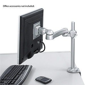 Ergo-Comfort Flat Panel Monitor Desk Mount
