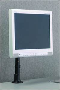 LCD Height Adjustable Desktop Mount