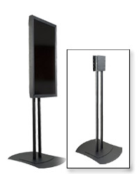 Flat Panel Display Mount for 32-60 inch Screens up to 200 lbs
