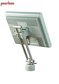 LCD Vertical Desktop Mount with Standard Base