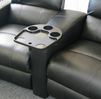 Lounger Snack Tray