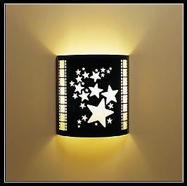 Stars Wall Sconce
