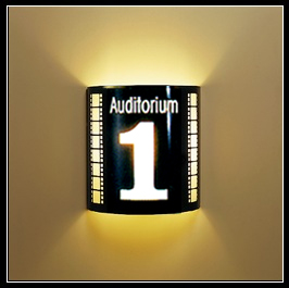 Auditorium Wall Sconce