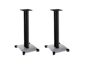Steel Foundations Bookshelf Speaker Stands