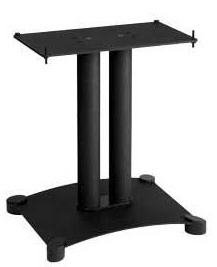 Steel Foundations Center Channel Speaker Stand
