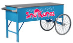 Two Wheel Sno-Kone Cart