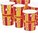 Popcorn Cups Small Servings 24 -46 oz