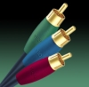 Audioquest YIQ-G Component Video Cable