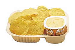 Portion Pak Nacho Serving Trays