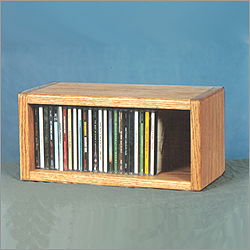 CD Storage Rack Capacity 32