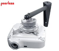Peerless PWA-14 Projector Wall Arm for Projectors up to 50 lbs