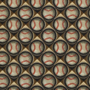 Take Me Out To The Ballgame Carpet