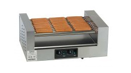Commercial Hot Dog Grill