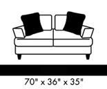 Voila Loveseat