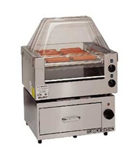 Lil Diggity Hot Dog Roller Grill