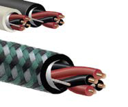 Audioquest CV-4 Unterminated Speaker Cable 164ft Spool