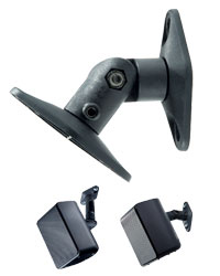 Peerless Pro Universal Speaker Mounts for up to 8lb - Pack of 5