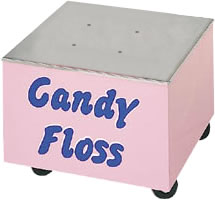Floss About Cotton Candy Cart