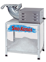 Entry Level Shav-A-Doo Snow Cone Machine