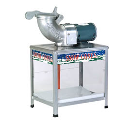 High Speed Electric Snow Cone Machine