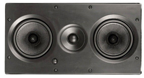 Essence Dual 5.25 Kevlar In-Wall LCR Speaker