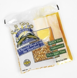 12oz Portion Pack Popcorn - 24 Per Case