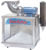 Battery Operated Sno-Konette Snow Cone Machine