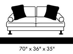 Bridge Loveseat