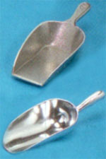 Cast Aluminum Scoop
