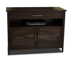 Techcraft 48 Inch Wide Espresso Flat Panel TV Credenza