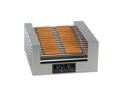 Double Diggity 14 Roller Hot Dog Grill