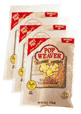 Weaver Portion Pack - 4oz Poppers