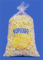 Take Home Value Size Popcorn Bags